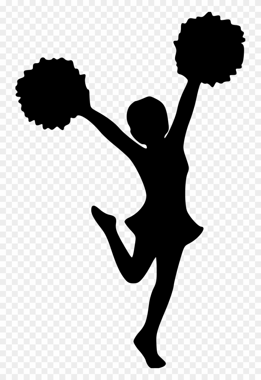 hight resolution of clip free library cheerleading clipart black and white cheer pom poms images png transparent png
