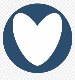 mission initiatives blue heart circle blue clipart [ 880 x 922 Pixel ]