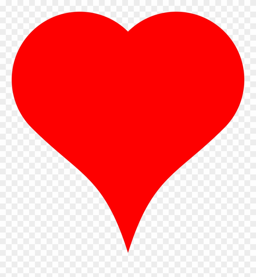 hight resolution of big image love heart clipart