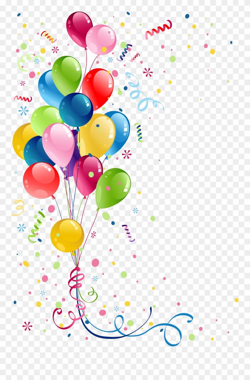 balloons vector clipart