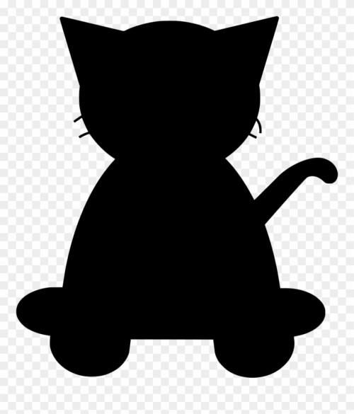 small resolution of download png black cat clipart