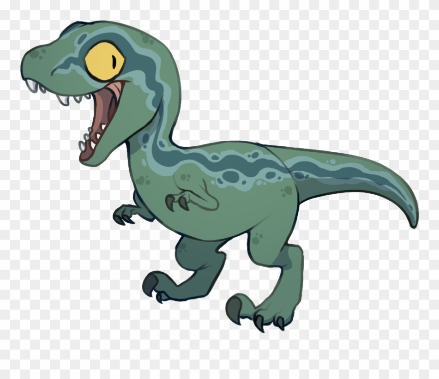 Clip Art Free Stock Claw Drawing Velociraptor Baby Blue Jurassic World Png Download 52387 Pinclipart