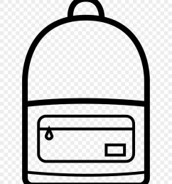 clipart book backpack backpack icon png transparent png [ 880 x 1061 Pixel ]