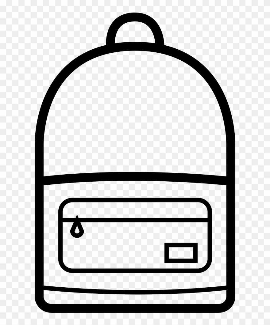 hight resolution of clipart book backpack backpack icon png transparent png