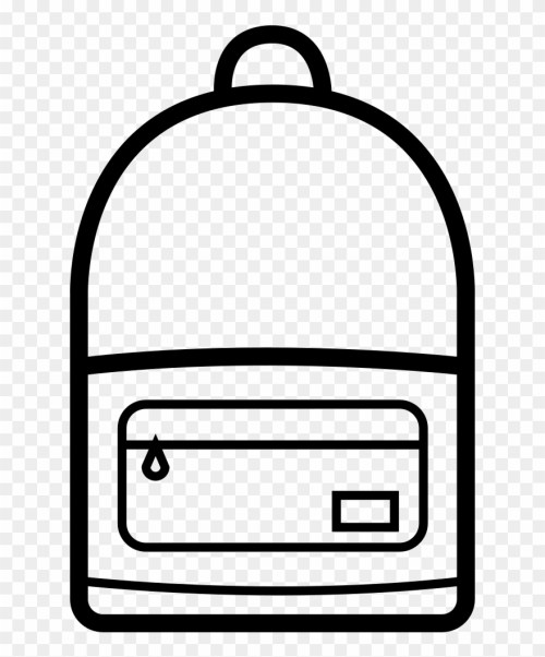 small resolution of clipart book backpack backpack icon png transparent png