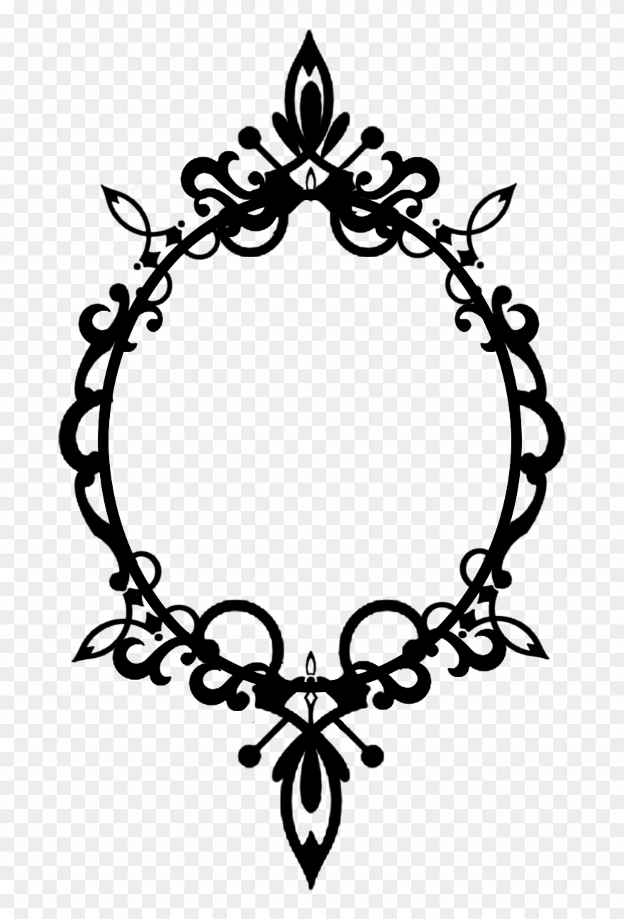 hight resolution of victorian frames clipart transparent victorian frame png