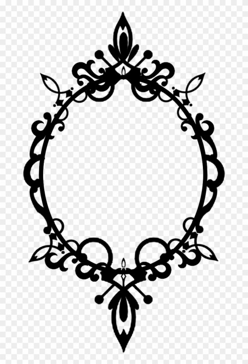 small resolution of victorian frames clipart transparent victorian frame png