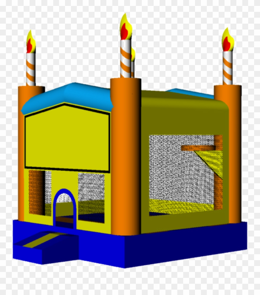 medium resolution of folsom bounce house rentals specializes in inflatable birthday clipart