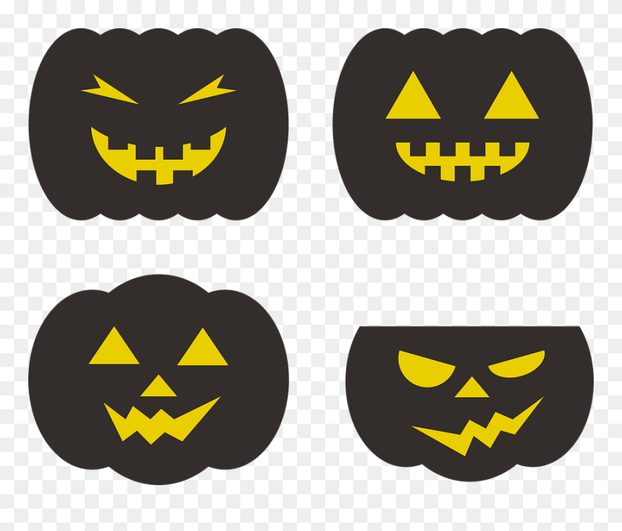Scary halloween pumpkin head jack lantern at yellow hat made from plasticine on white background. Transparent Scary Halloween Pumpkin Clipart Cartoon Scary Cartoon Halloween Pumpkin Png 5386079 Pinclipart
