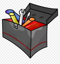 build your teaching toolbox tool box clipart [ 880 x 915 Pixel ]