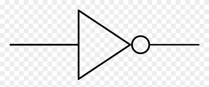 Electronic Symbol Inverter Wiring Diagram Electronics