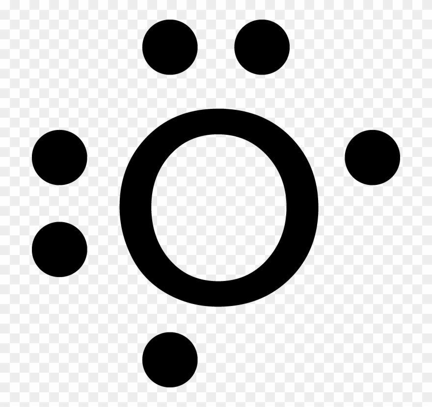 Oxygen Electron Dot Diagram