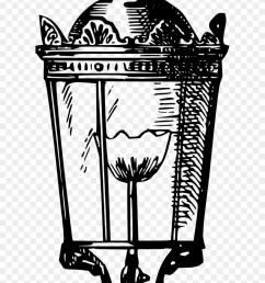 victorian clipart lantern lamparas antiguas de calle png download [ 880 x 1360 Pixel ]