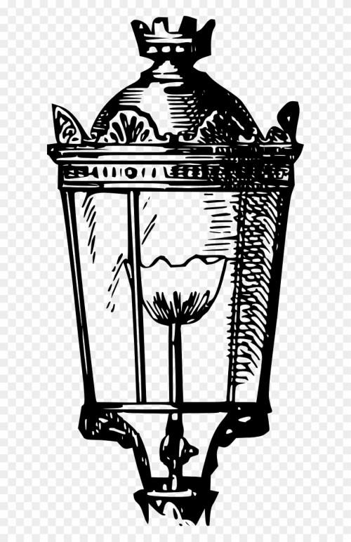 small resolution of victorian clipart lantern lamparas antiguas de calle png download