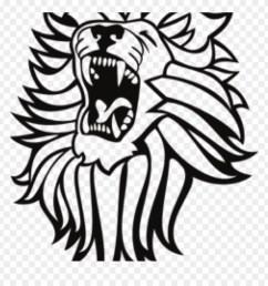 roar lion cliparts roaring lion clipart png download [ 880 x 920 Pixel ]