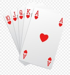 playing cards png clip art 1173 deck of playing card 41 heart transparent png [ 880 x 971 Pixel ]