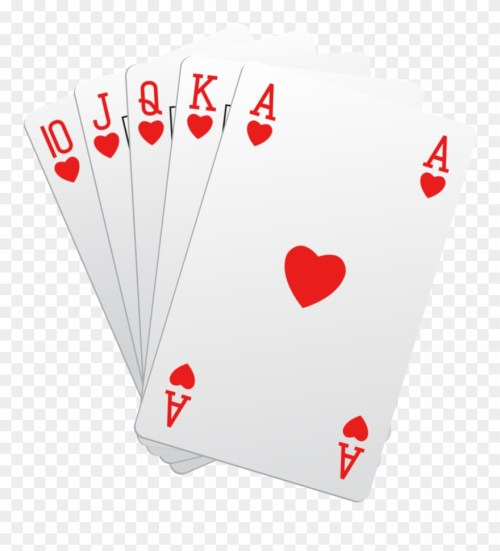 small resolution of playing cards png clip art 1173 deck of playing card 41 heart transparent png