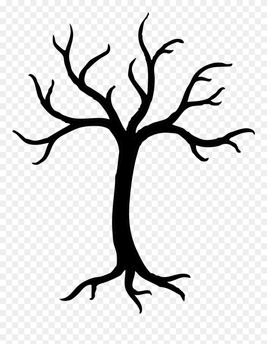 medium resolution of clip art transprent png free line plant tree clip art black and white no leaves