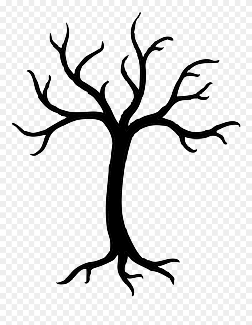 small resolution of clip art transprent png free line plant tree clip art black and white no leaves