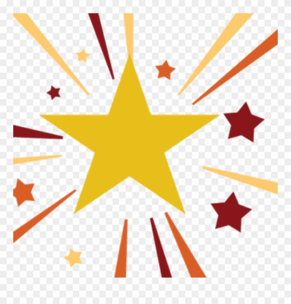 shining star clipart 19