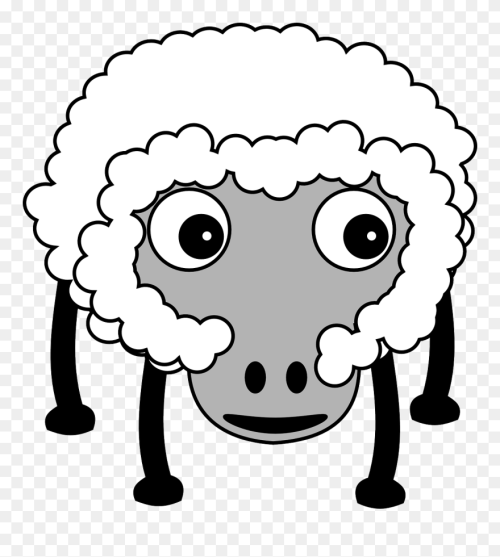 small resolution of petroglyph sheep with internals small clipart 300pixel farm animals cartoon no background png download