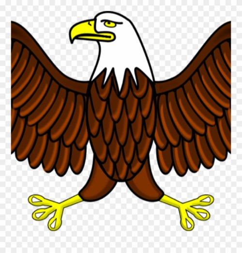 small resolution of eagle images clip art eagle clipart free graphics of aguila dibujo a color png