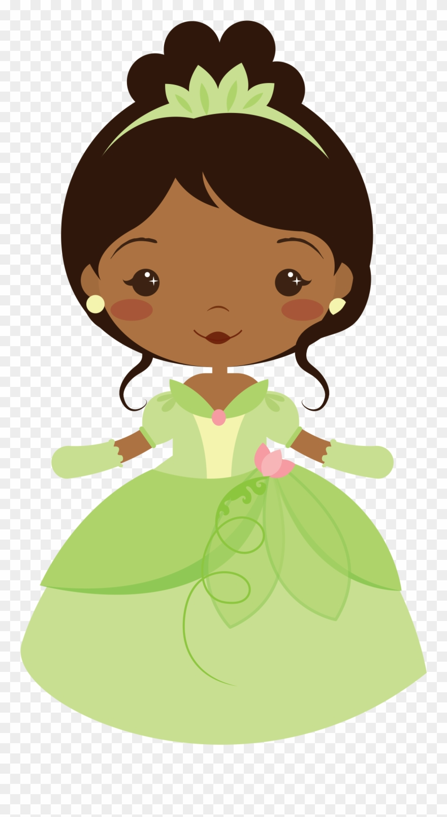medium resolution of iswhwipvlyfxb anlu special moments cute princess tiana clipart png download