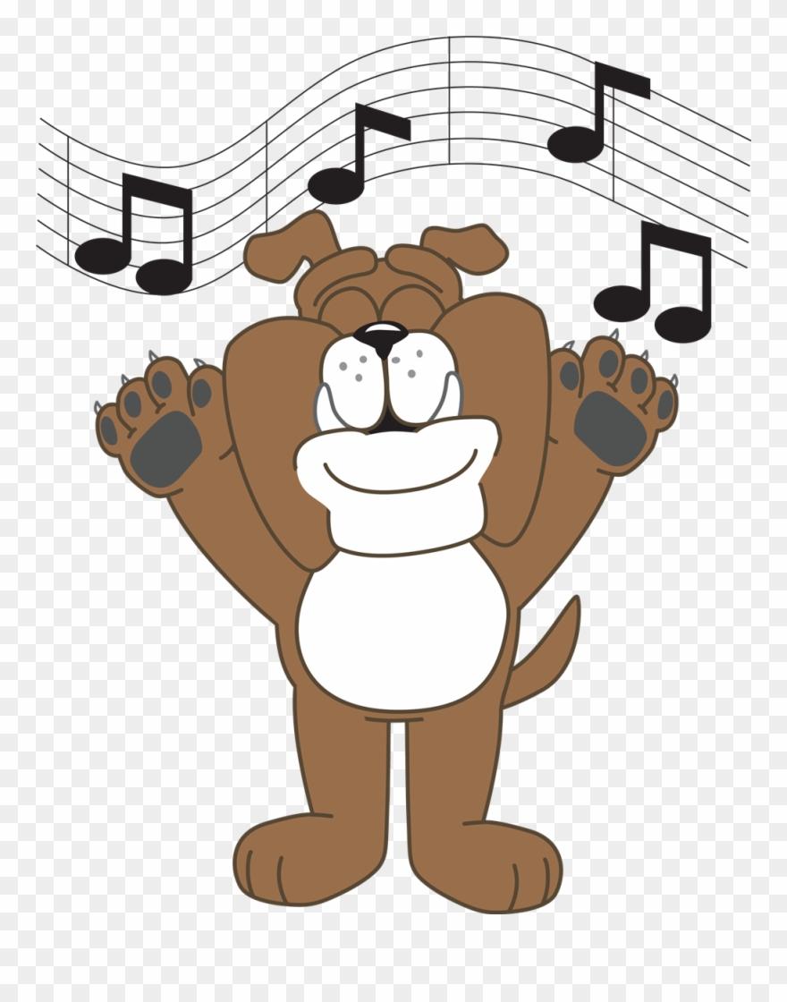 hight resolution of bulldog singing bens branch elementary school clipart