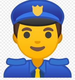 clipart kid police officer emoji policia png download [ 880 x 1041 Pixel ]