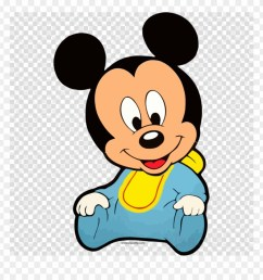 smile graphics product png clipart free download baby baby mickey mouse in a cloud transparent [ 880 x 920 Pixel ]