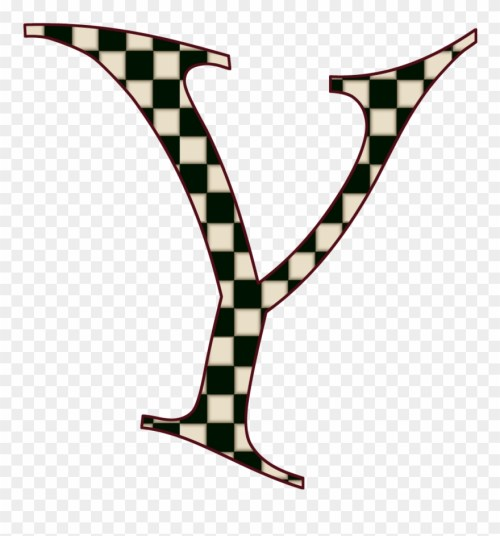 small resolution of the letter y on a sunday afternoon save image free letter clipart