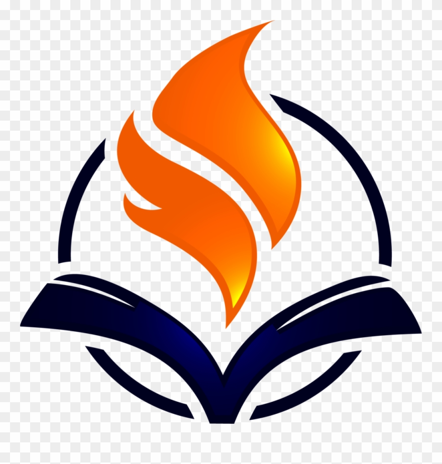 hight resolution of pastor clipart preacher pulpit aflame png download