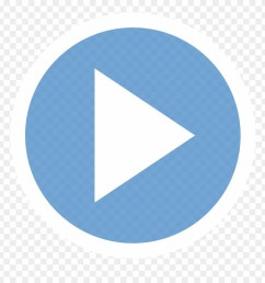 play button clipart play button blue png transparent png [ 880 x 920 Pixel ]