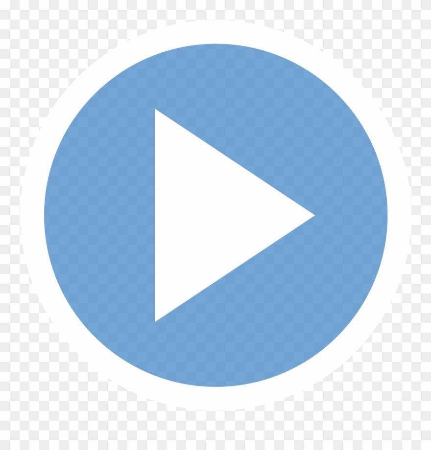 hight resolution of play button clipart play button blue png transparent png