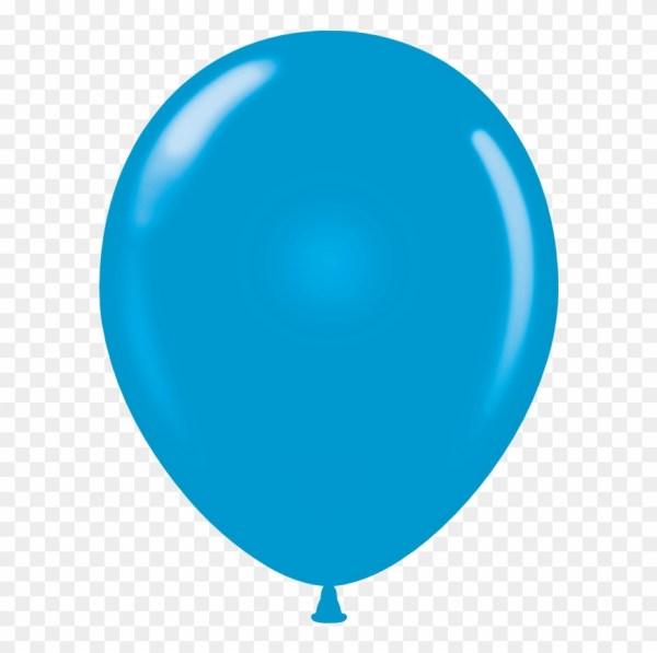 aqua balloon clipart