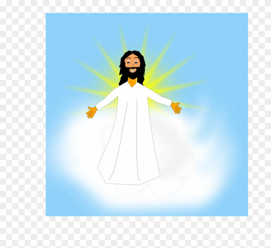Terbaik 55+ Animasi Gambar Kartun Tuhan Yesus