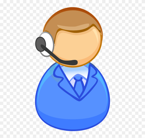 small resolution of customer service representative can stock photo computer customer service clip art png download