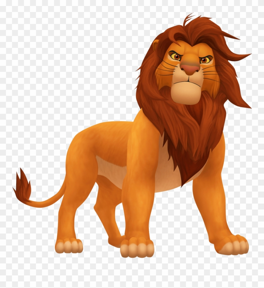 hight resolution of simba simba png clipart