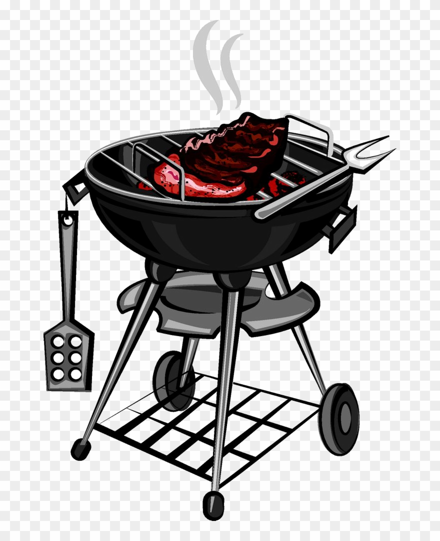 hight resolution of clip art freeuse download grilling clip art meat grill clipart png download