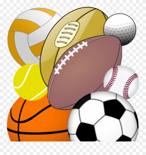 small resolution of sports equipment clipart physical education sport balls clipart png transparent png