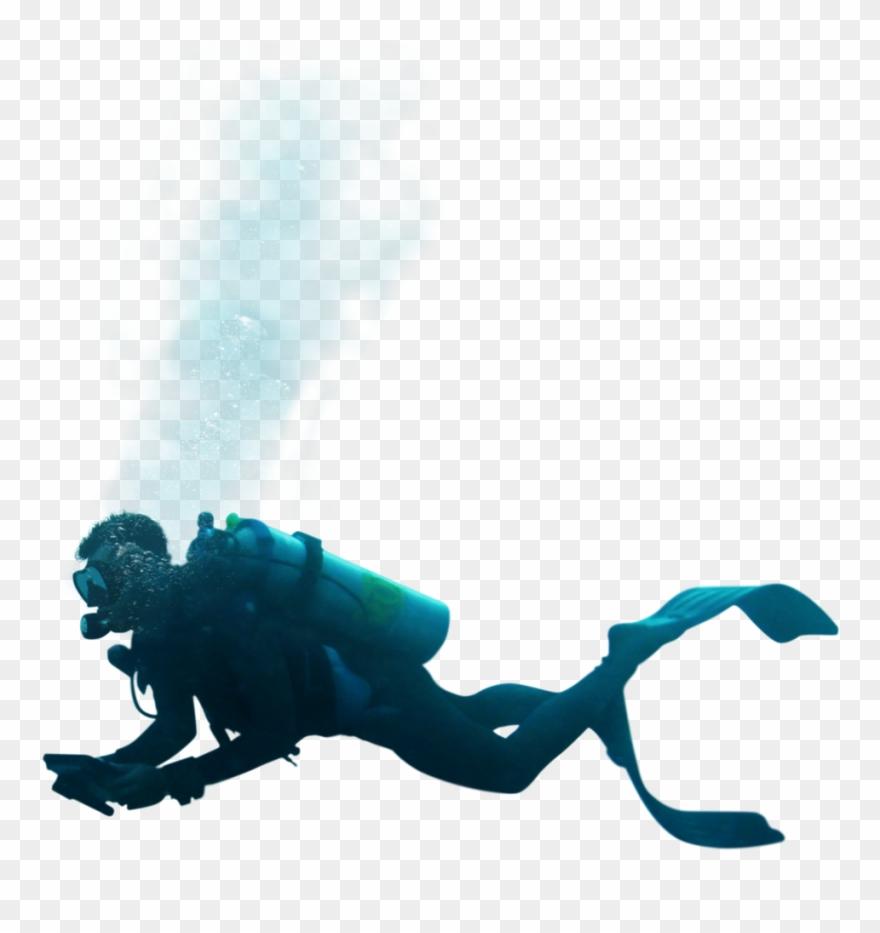 hight resolution of scuba diver clipart transparent scuba diver png