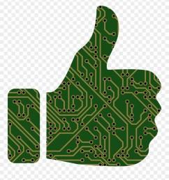 big image printed circuit board clipart png download [ 880 x 961 Pixel ]