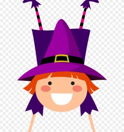 gifs halloween witch clipart [ 880 x 1104 Pixel ]
