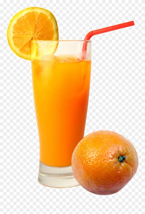 small resolution of smoothie clipart fruit punch orange juice in a glass png download