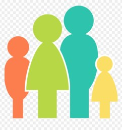 clipart family clipart multicolor family clip art family icon vector png transparent png [ 880 x 920 Pixel ]