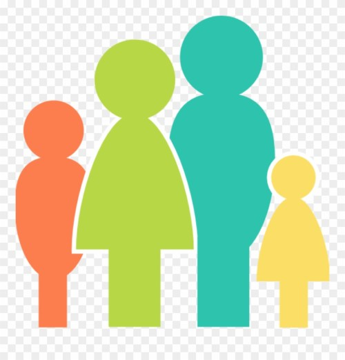 small resolution of clipart family clipart multicolor family clip art family icon vector png transparent png