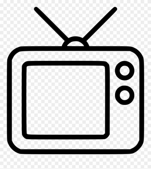 small resolution of svg black and white boombox clipart radio television tv broadcast icon png transparent png