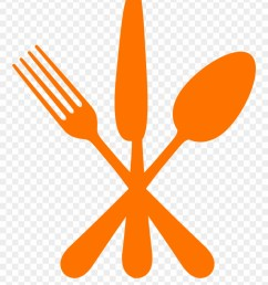 dining fork spoon knife clipart png download [ 880 x 1083 Pixel ]