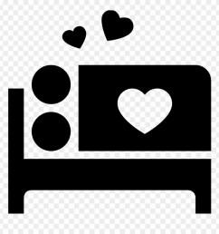 make love icon bed love icon clipart [ 880 x 920 Pixel ]