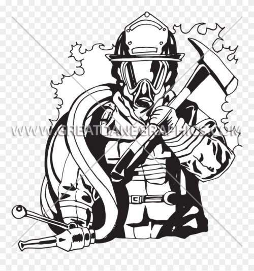 small resolution of png transparent library firefighter black and white fire fighter line art clipart
